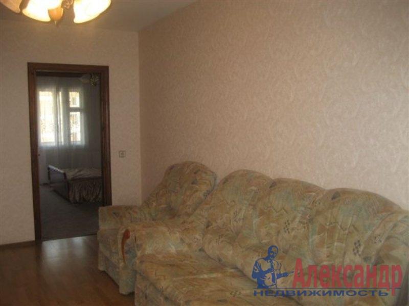 Комната в 2-комнатной квартире (35м2) в аренду по адресу Латышских Стрелков ул., 11— фото 3 из 3