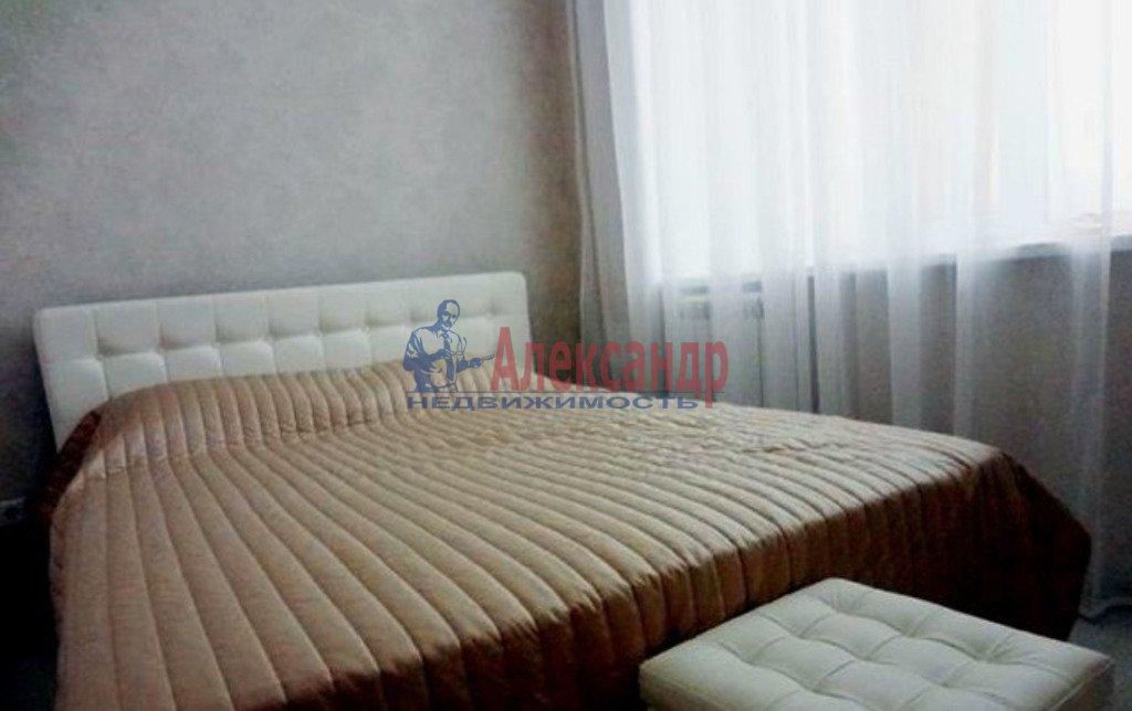 2-комнатная квартира (57м2) в аренду по адресу Луначарского пр., 11— фото 2 из 4