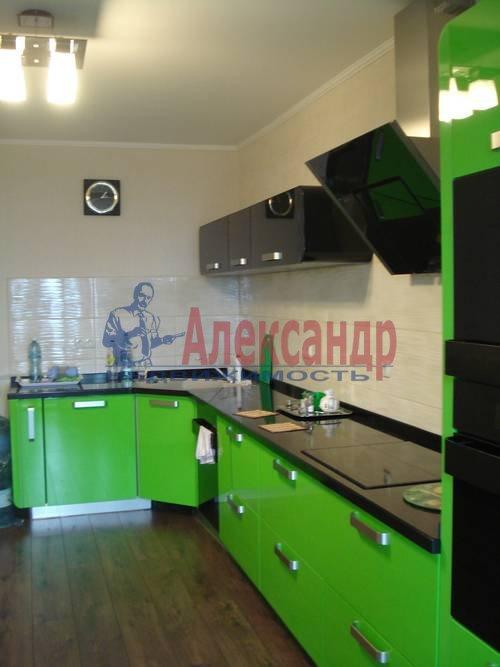 1-комнатная квартира (48м2) в аренду по адресу Варшавская ул., 23— фото 1 из 6