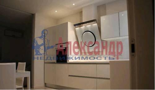 3-комнатная квартира (87м2) в аренду по адресу Комендантский пр., 53— фото 1 из 6