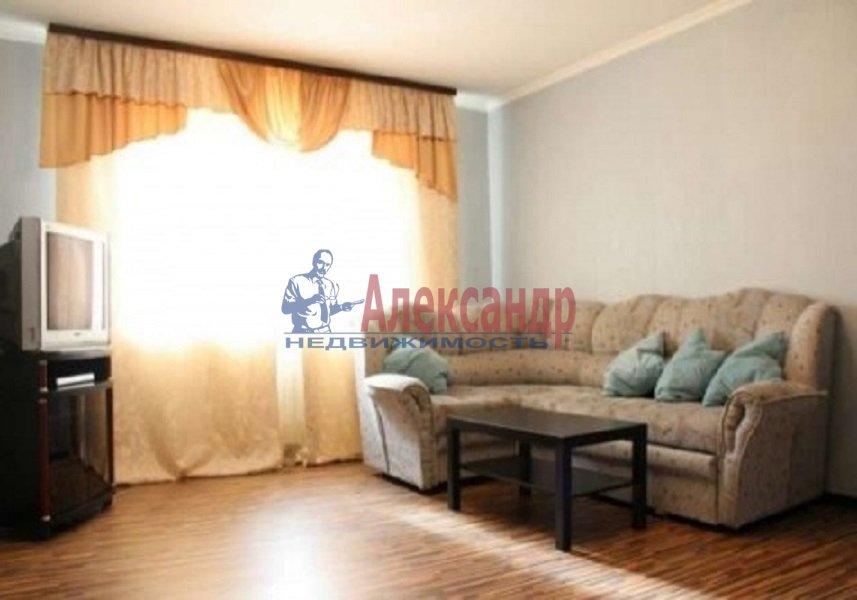 2-комнатная квартира (65м2) в аренду по адресу Поликарпова аллея, 6— фото 3 из 7