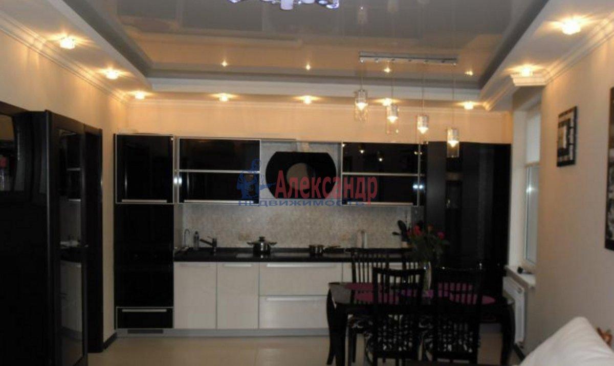 4-комнатная квартира (180м2) в аренду по адресу Крестовский пр., 4— фото 4 из 7