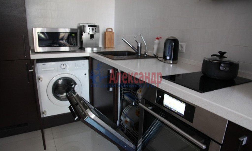 1-комнатная квартира (40м2) в аренду по адресу Будапештская ул., 7— фото 2 из 4