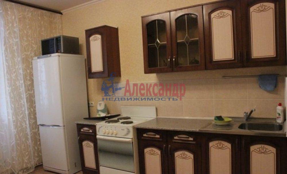 1-комнатная квартира (39м2) в аренду по адресу Коллонтай ул., 28— фото 2 из 5