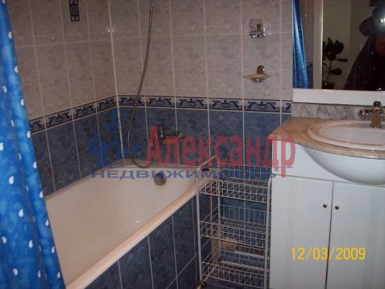2-комнатная квартира (50м2) в аренду по адресу Петровская наб., 4— фото 9 из 13