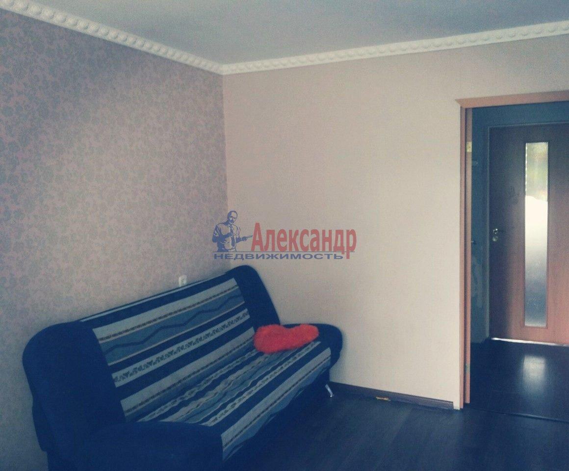 1-комнатная квартира (44м2) в аренду по адресу Парголово пос., Заречная ул., 25— фото 1 из 4