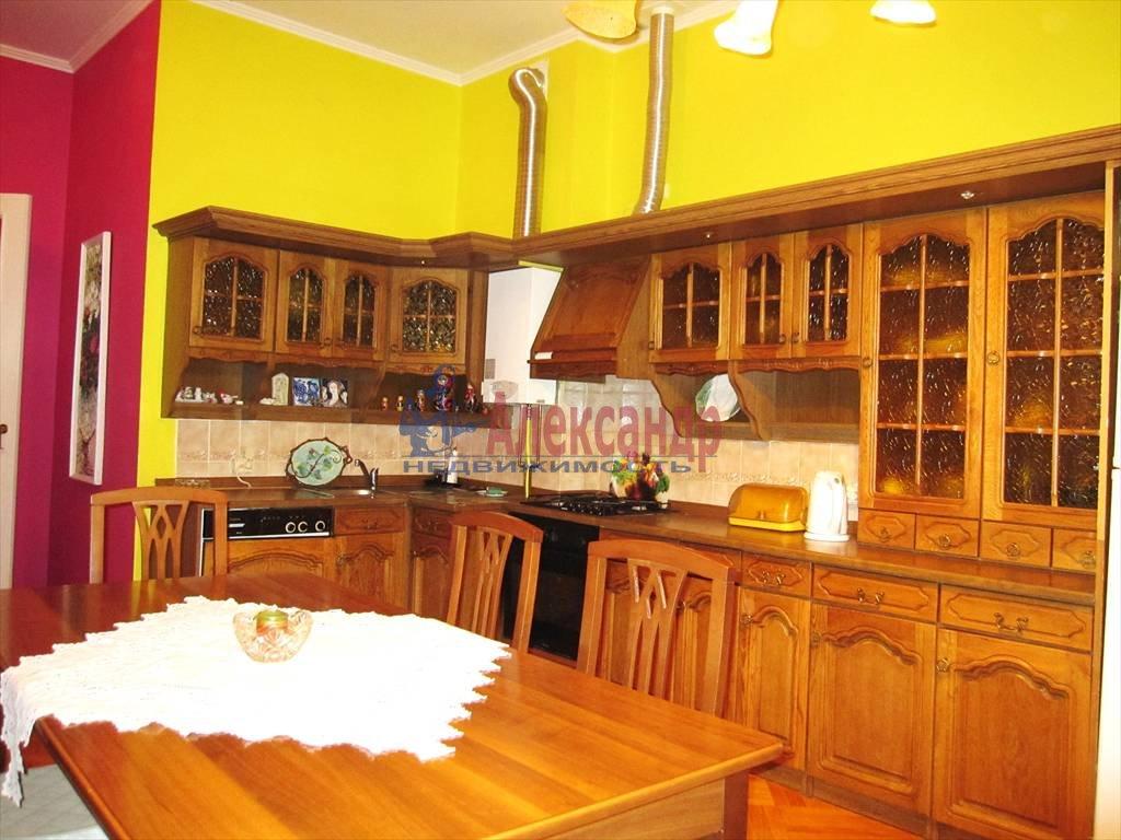 3-комнатная квартира (125м2) в аренду по адресу Мытнинская наб., 1— фото 16 из 16