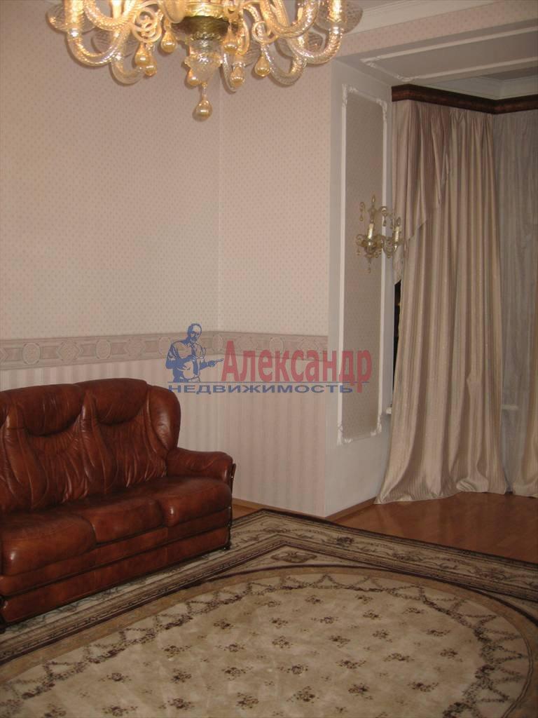4-комнатная квартира (110м2) в аренду по адресу Малый пр., 26— фото 6 из 6