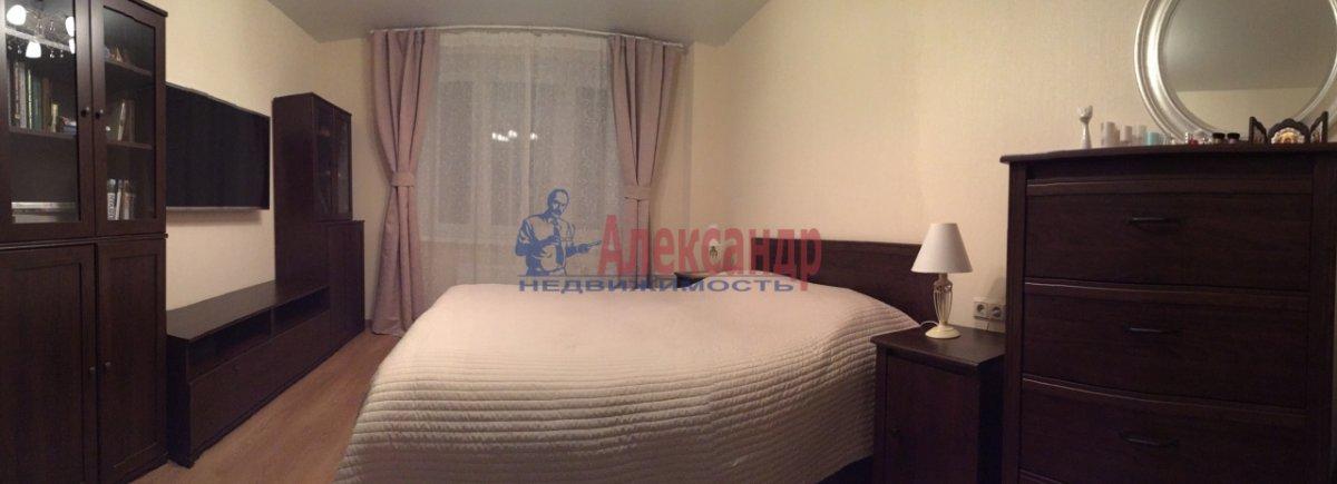 1-комнатная квартира (44м2) в аренду по адресу Маршала Жукова пр., 41— фото 2 из 5