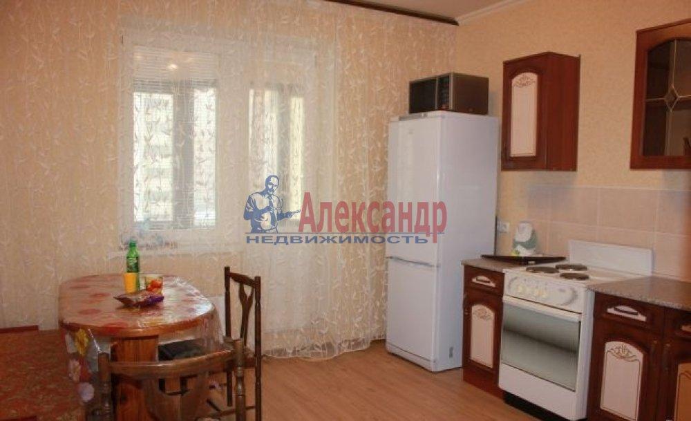 1-комнатная квартира (39м2) в аренду по адресу Коллонтай ул., 28— фото 1 из 5
