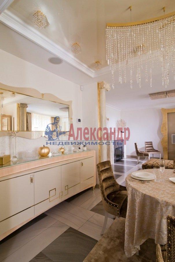 4-комнатная квартира (206м2) в аренду по адресу Реки Мойки наб.— фото 2 из 13