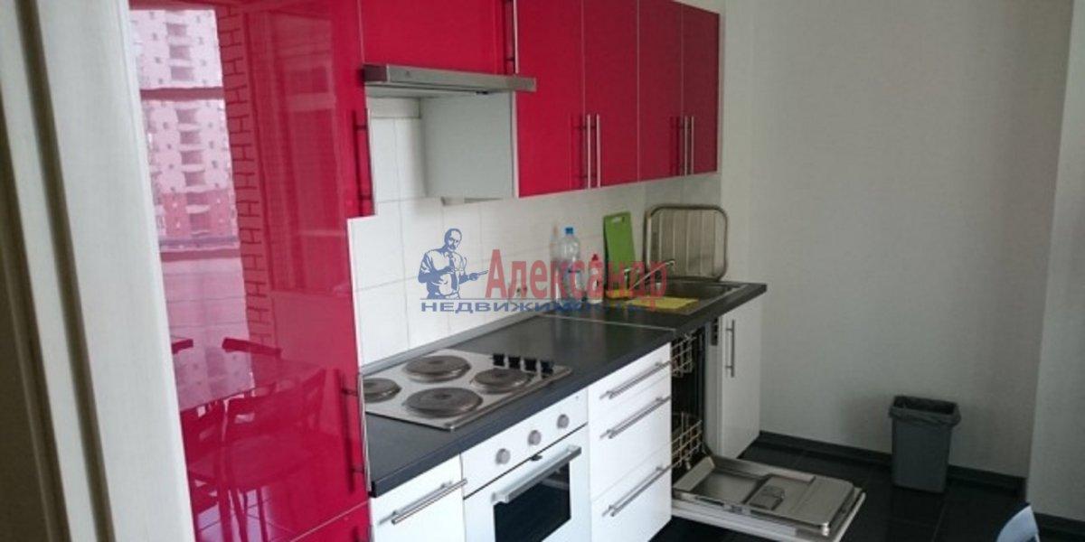 2-комнатная квартира (65м2) в аренду по адресу Просвещения пр., 33— фото 1 из 5