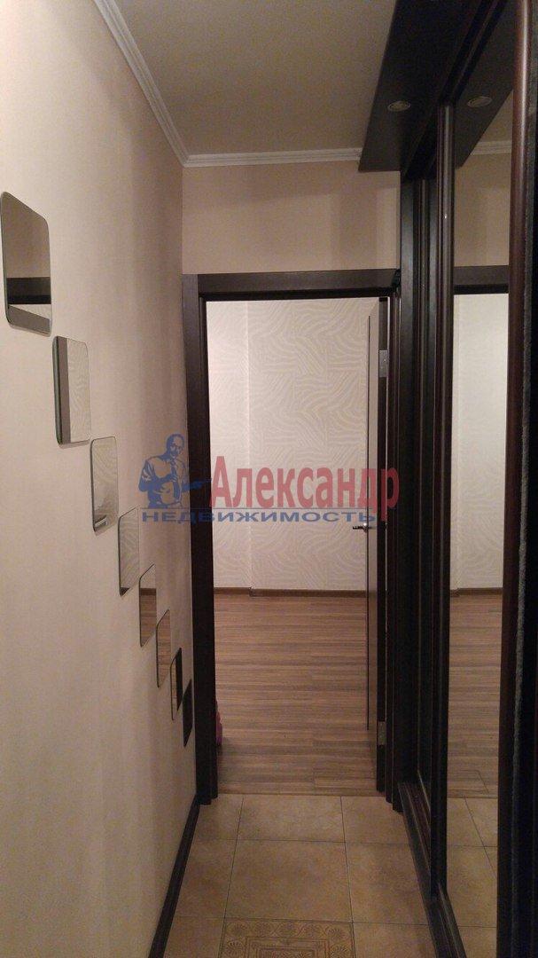 1-комнатная квартира (39м2) в аренду по адресу Пулковская ул., 13— фото 7 из 8