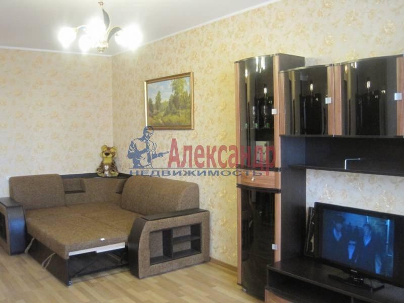 1-комнатная квартира (45м2) в аренду по адресу Резная ул., 6— фото 7 из 8