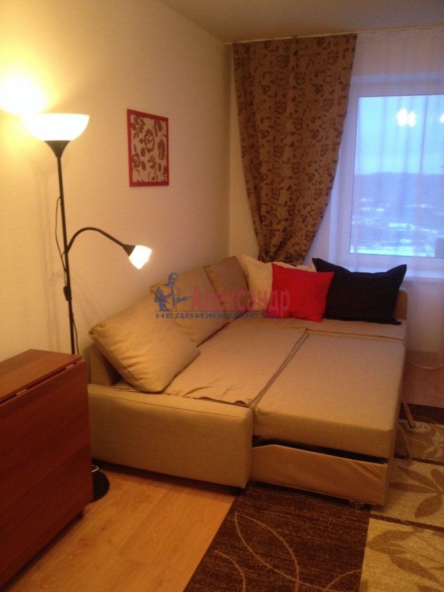 1-комнатная квартира (40м2) в аренду по адресу Парголово пос., Николая Рубцова ул., 11— фото 2 из 11
