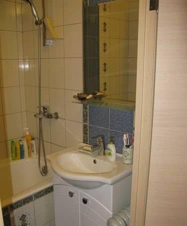 1-комнатная квартира (35м2) в аренду по адресу Бухарестская ул., 72— фото 4 из 4