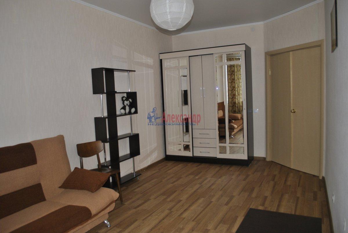 1-комнатная квартира (44м2) в аренду по адресу Лыжный пер., 4— фото 2 из 19