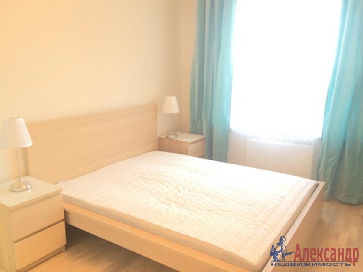 2-комнатная квартира (60м2) в аренду по адресу Киевская ул., 6— фото 4 из 10