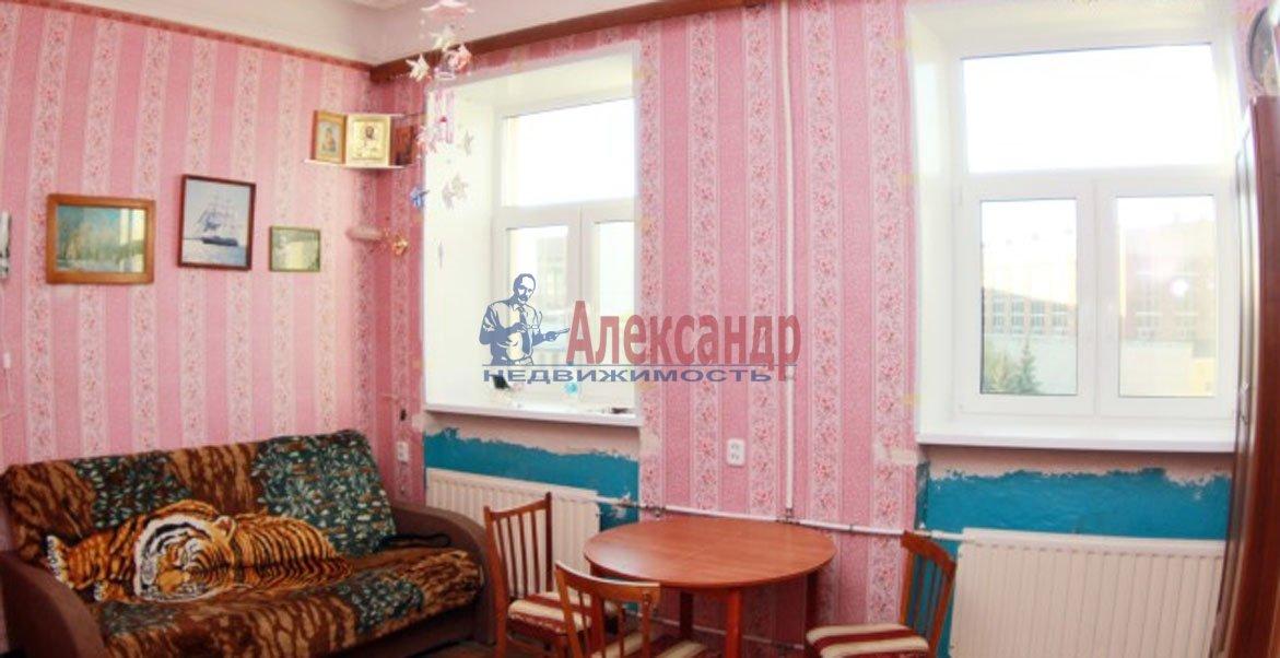 1-комнатная квартира (36м2) в аренду по адресу Левашовский пр., 3— фото 2 из 4