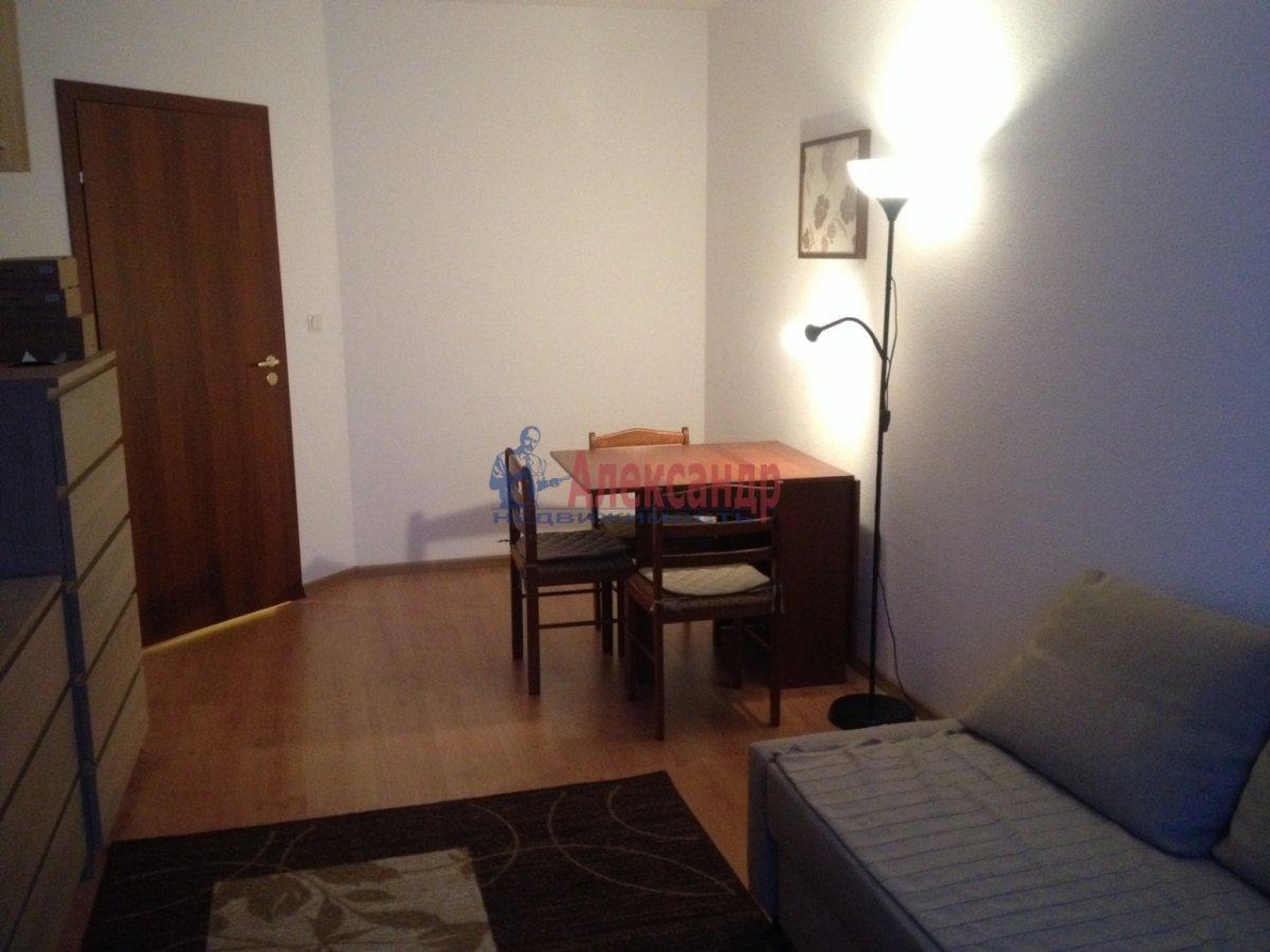 1-комнатная квартира (40м2) в аренду по адресу Парголово пос., Николая Рубцова ул., 11— фото 3 из 11