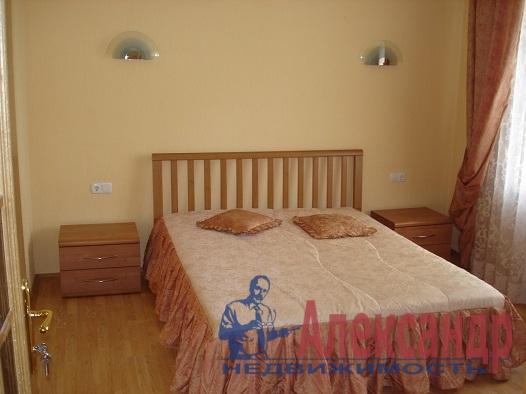 3-комнатная квартира (62м2) в аренду по адресу Будапештская ул., 63— фото 3 из 5