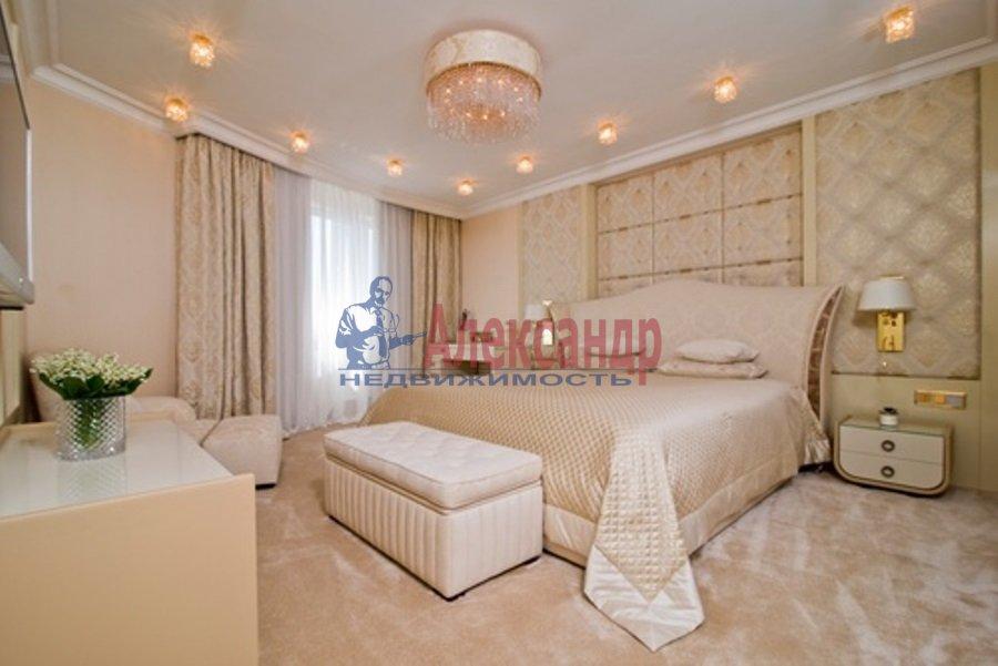 4-комнатная квартира (206м2) в аренду по адресу Реки Мойки наб.— фото 6 из 13