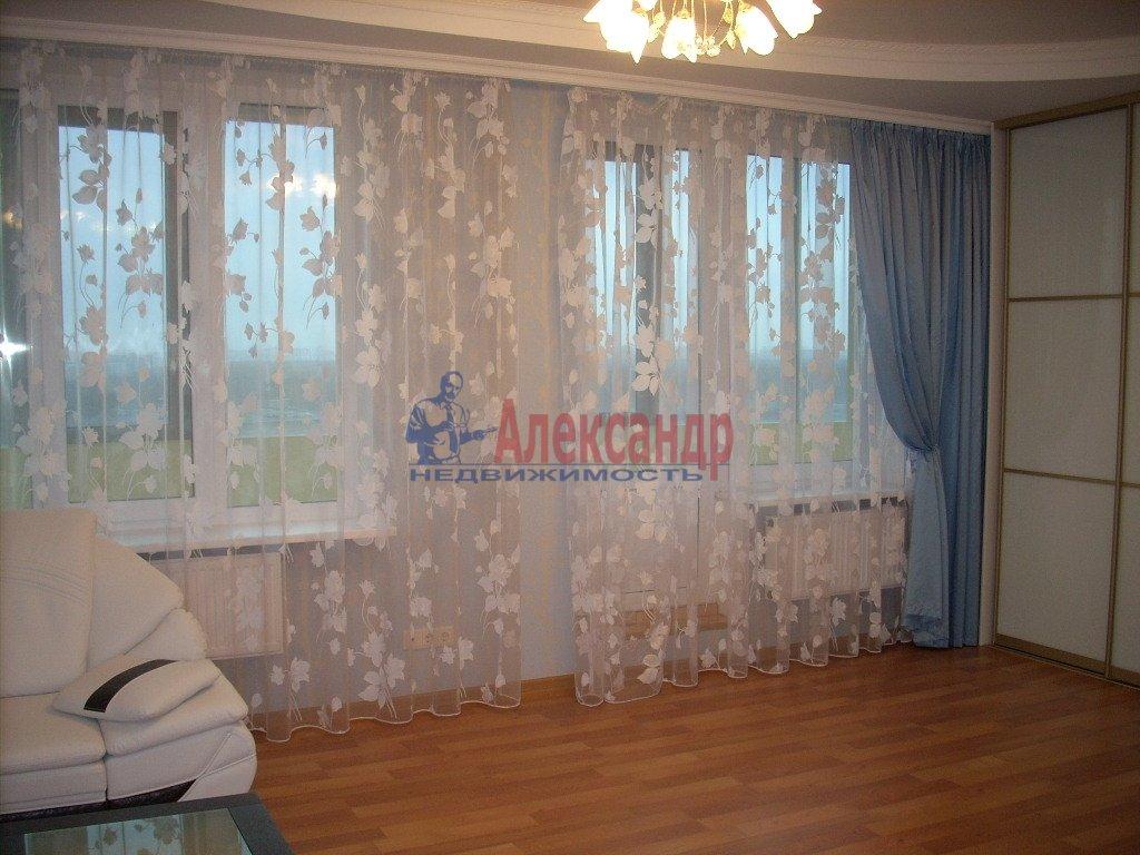 1-комнатная квартира (50м2) в аренду по адресу Смоленская ул., 7— фото 3 из 3