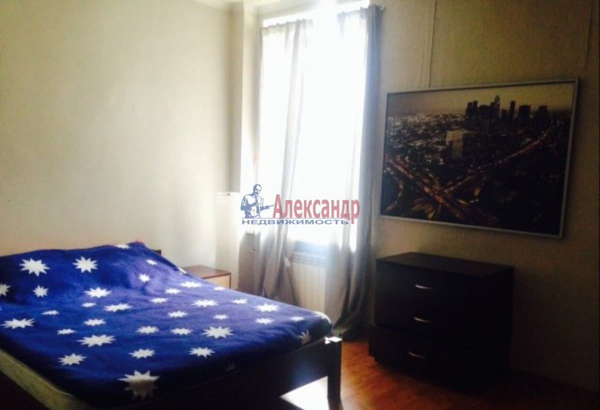 Комната в 4-комнатной квартире (83м2) в аренду по адресу Алтайская ул., 7— фото 3 из 5