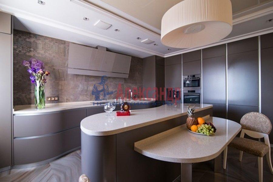 4-комнатная квартира (206м2) в аренду по адресу Реки Мойки наб.— фото 1 из 13