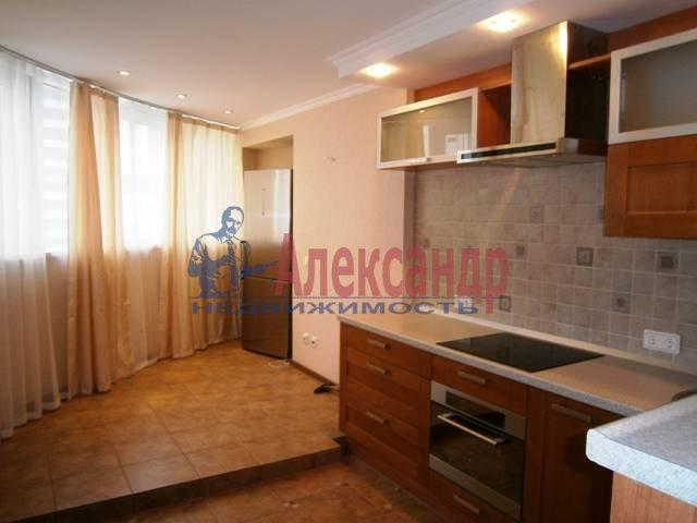 1-комнатная квартира (46м2) в аренду по адресу Бассейная ул., 89— фото 1 из 9