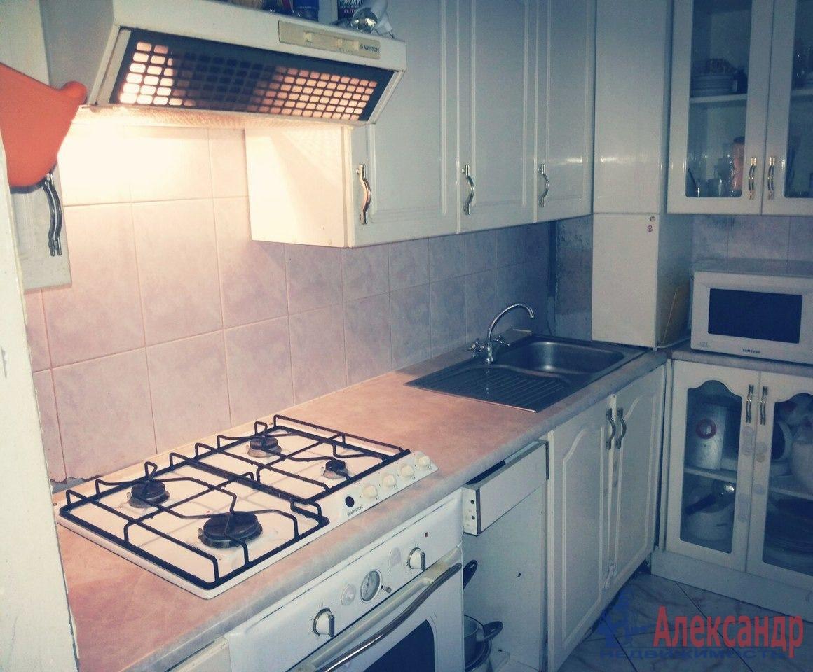 1-комнатная квартира (44м2) в аренду по адресу Парголово пос., Заречная ул., 25— фото 2 из 4