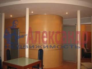 3-комнатная квартира (96м2) в аренду по адресу Дегтярная ул., 23/25— фото 4 из 6