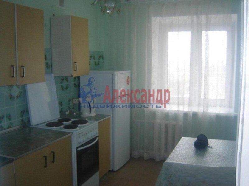 1-комнатная квартира (40м2) в аренду по адресу Вербная ул., 20— фото 3 из 3
