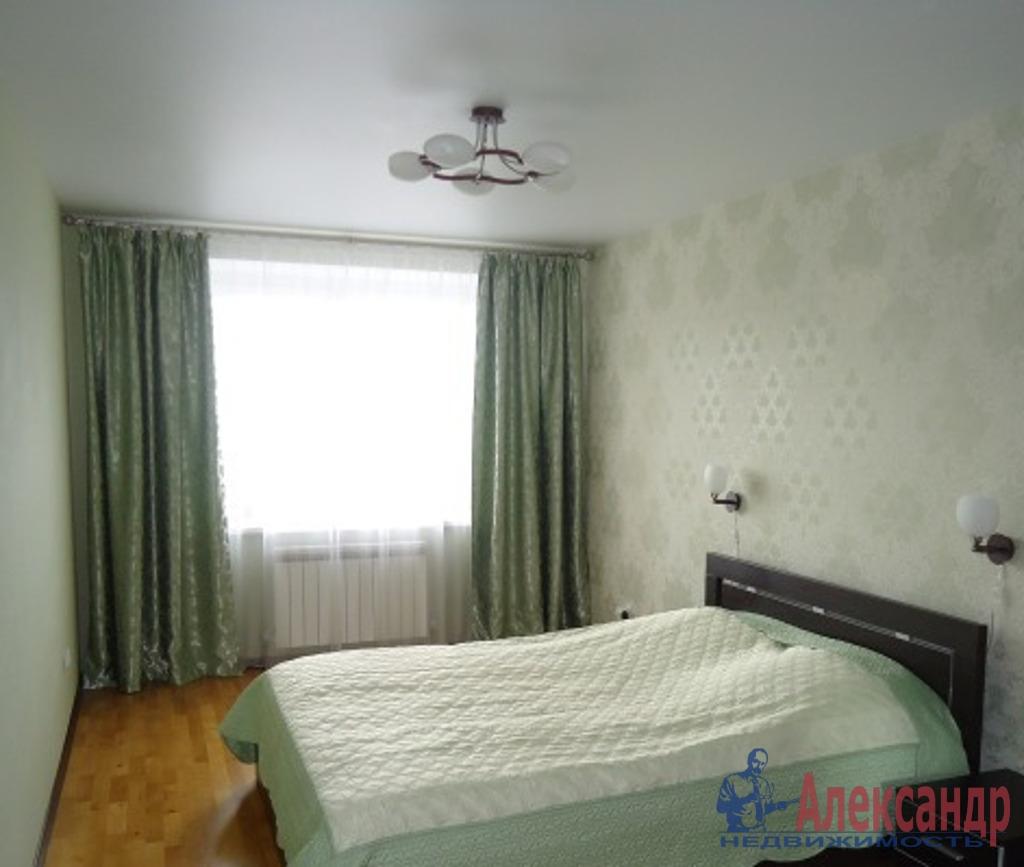2-комнатная квартира (45м2) в аренду по адресу Наставников пр., 26— фото 2 из 3