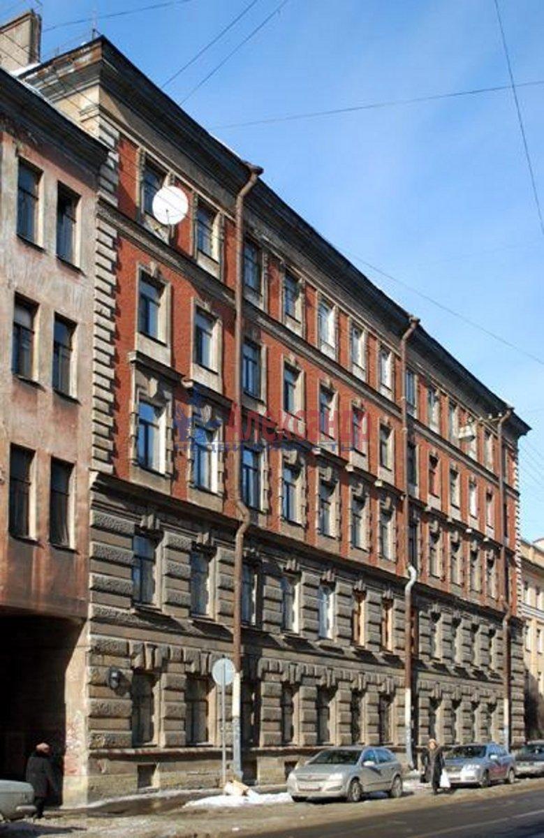 Комната в 4-комнатной квартире (114м2) в аренду по адресу Константина Заслонова ул., 25— фото 4 из 4