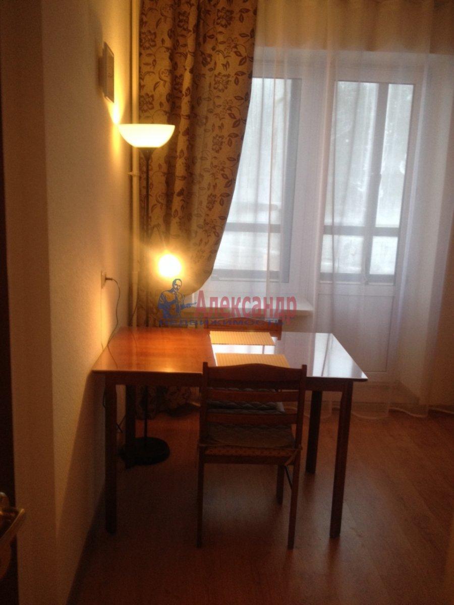 1-комнатная квартира (40м2) в аренду по адресу Парголово пос., Николая Рубцова ул., 11— фото 5 из 11