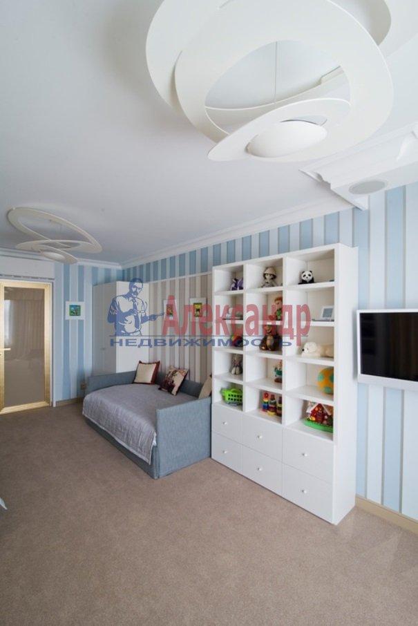 4-комнатная квартира (206м2) в аренду по адресу Реки Мойки наб.— фото 8 из 13