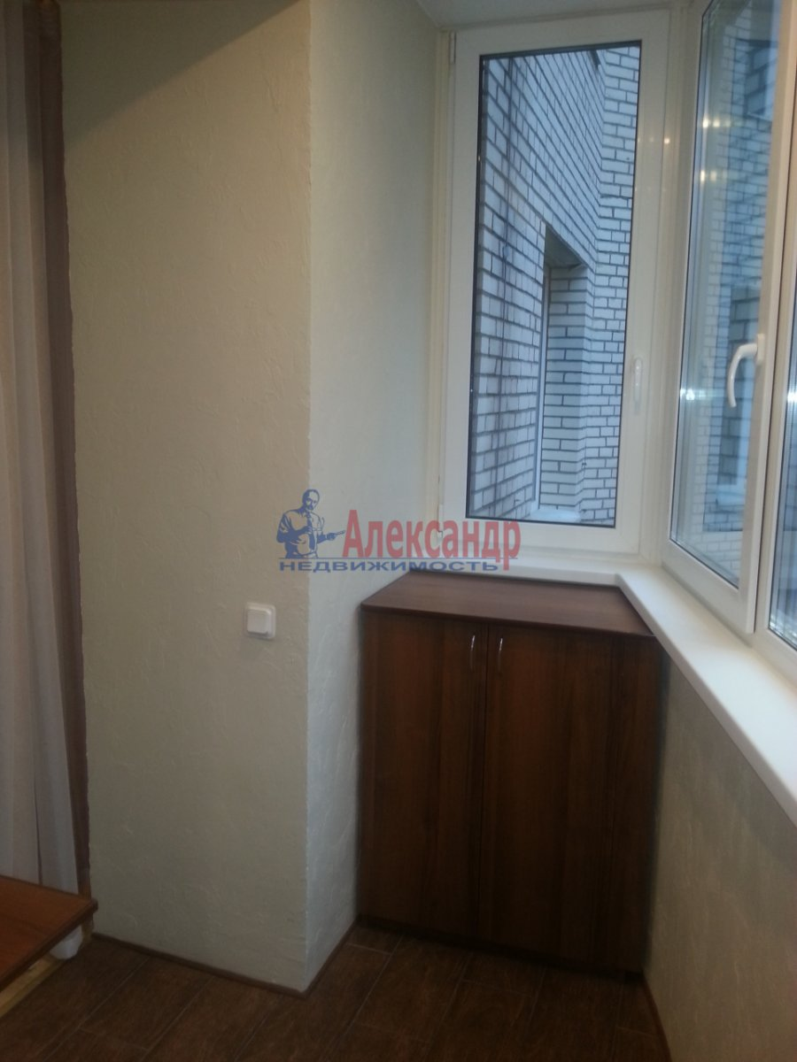 1-комнатная квартира (25м2) в аренду по адресу Луначарского пр., 11— фото 5 из 5