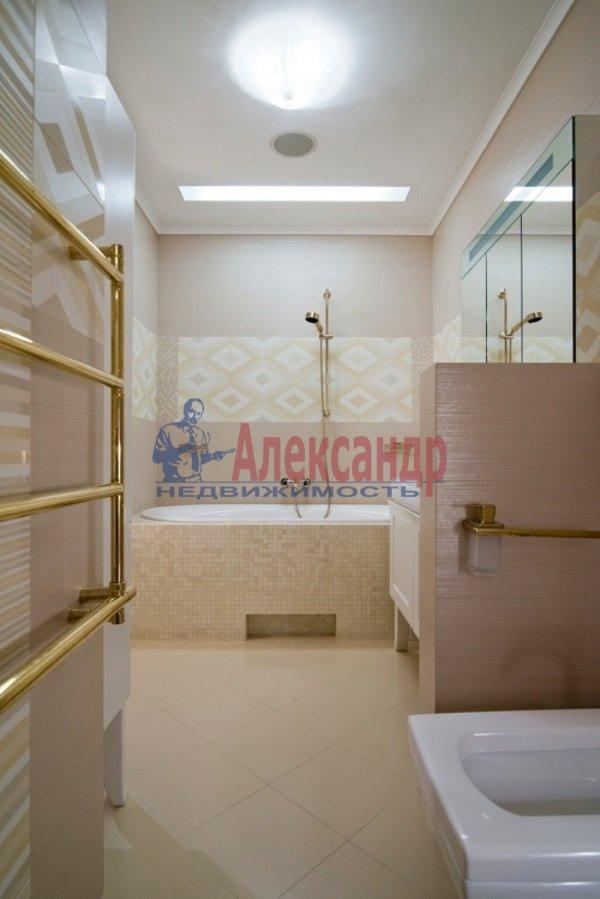 4-комнатная квартира (206м2) в аренду по адресу Реки Мойки наб.— фото 9 из 13
