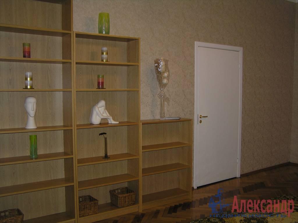 3-комнатная квартира (80м2) в аренду по адресу Чайковского ул., 50— фото 4 из 7