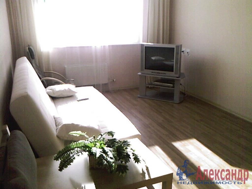 3-комнатная квартира (91м2) в аренду по адресу Кудрово дер., Немецкая ул., 3— фото 1 из 3