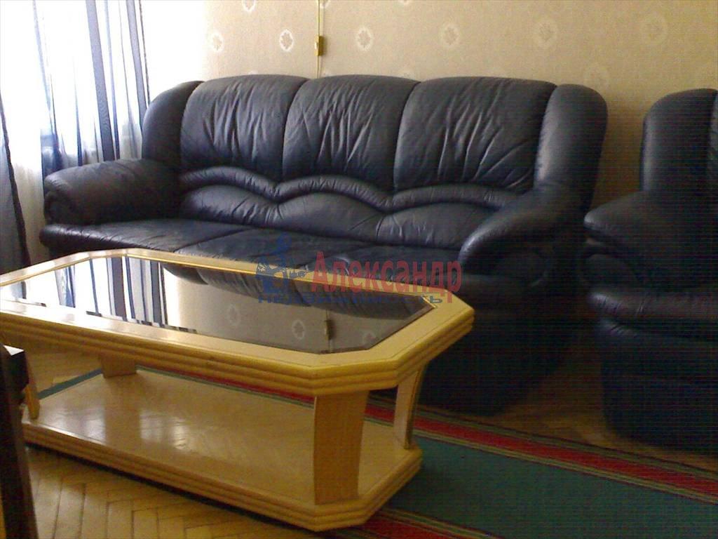 3-комнатная квартира (75м2) в аренду по адресу Обводного канала наб., 53— фото 1 из 6