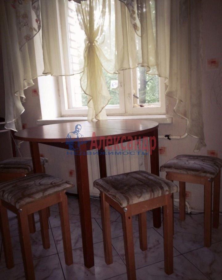 1-комнатная квартира (44м2) в аренду по адресу Парголово пос., Заречная ул., 25— фото 3 из 4