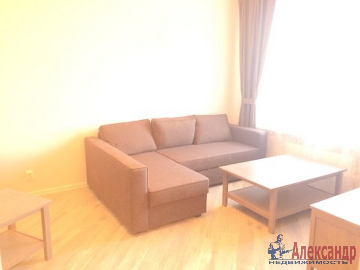 2-комнатная квартира (60м2) в аренду по адресу Киевская ул., 6— фото 2 из 10