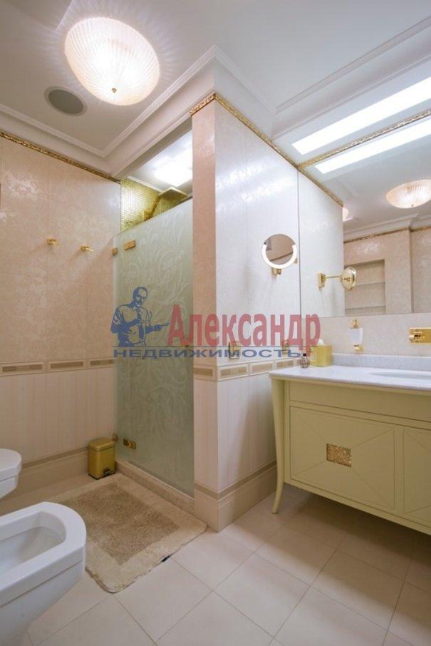 4-комнатная квартира (206м2) в аренду по адресу Реки Мойки наб.— фото 12 из 13