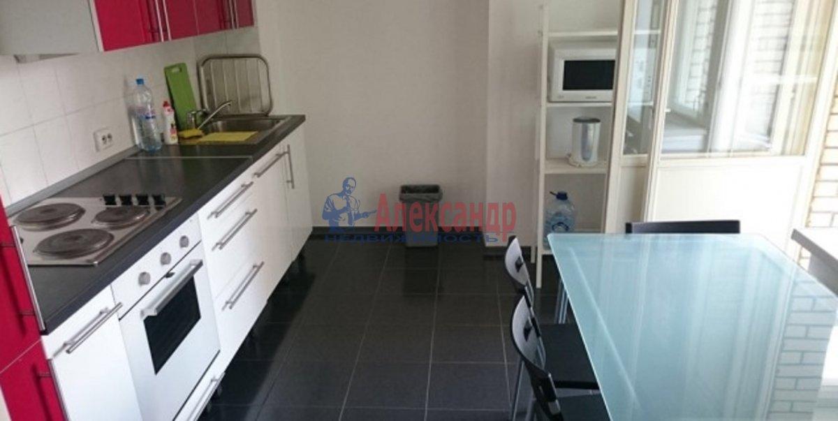 2-комнатная квартира (65м2) в аренду по адресу Просвещения пр., 33— фото 2 из 5