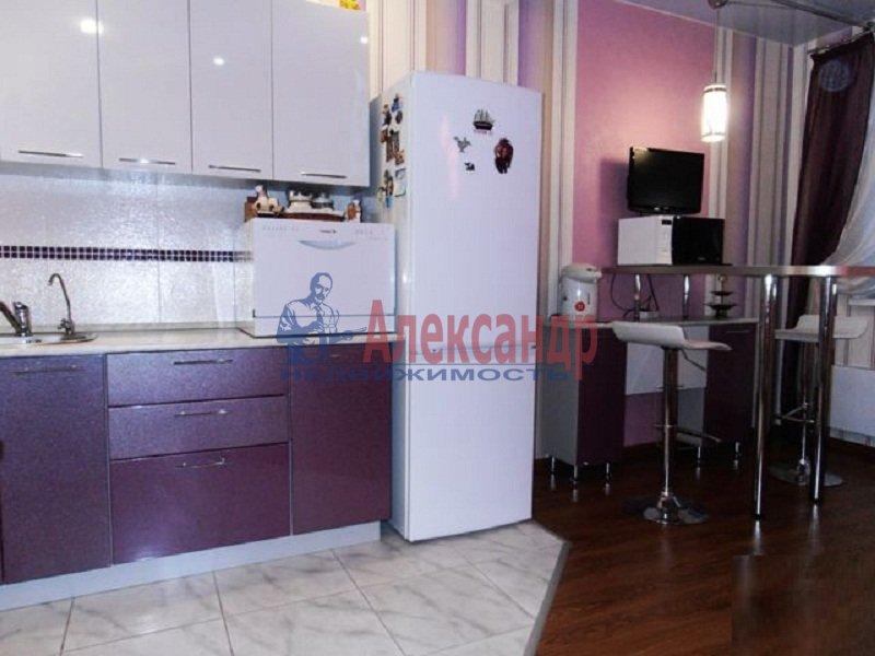 1-комнатная квартира (36м2) в аренду по адресу Богатырский пр., 51— фото 1 из 5