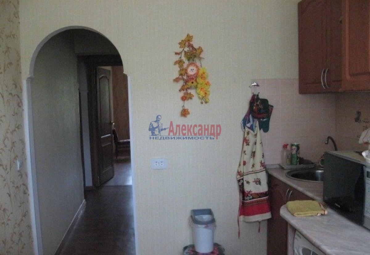 Комната в 3-комнатной квартире (60м2) в аренду по адресу Курляндская ул.— фото 4 из 4