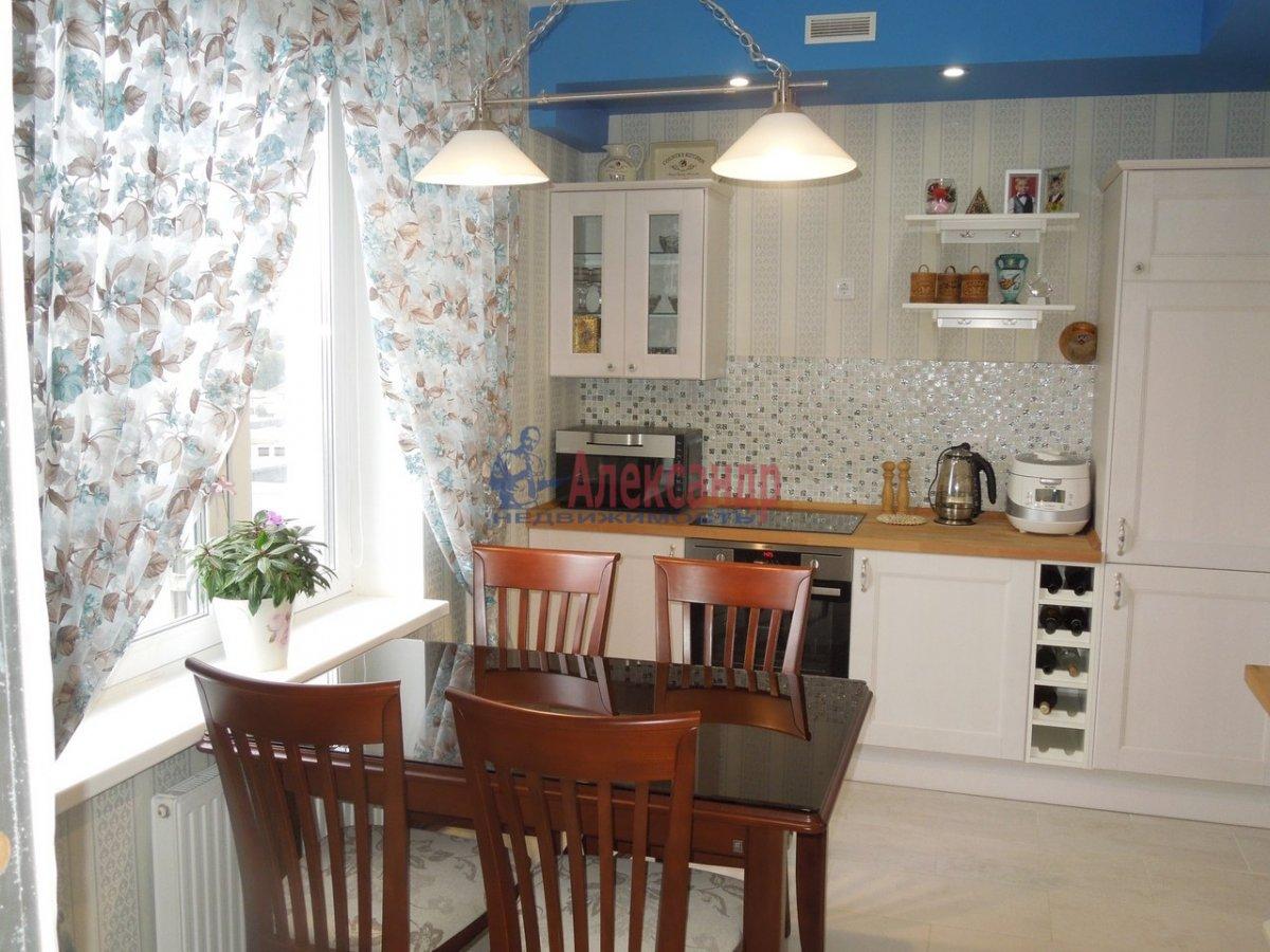 1-комнатная квартира (41м2) в аренду по адресу Космонавтов просп., 37— фото 1 из 9