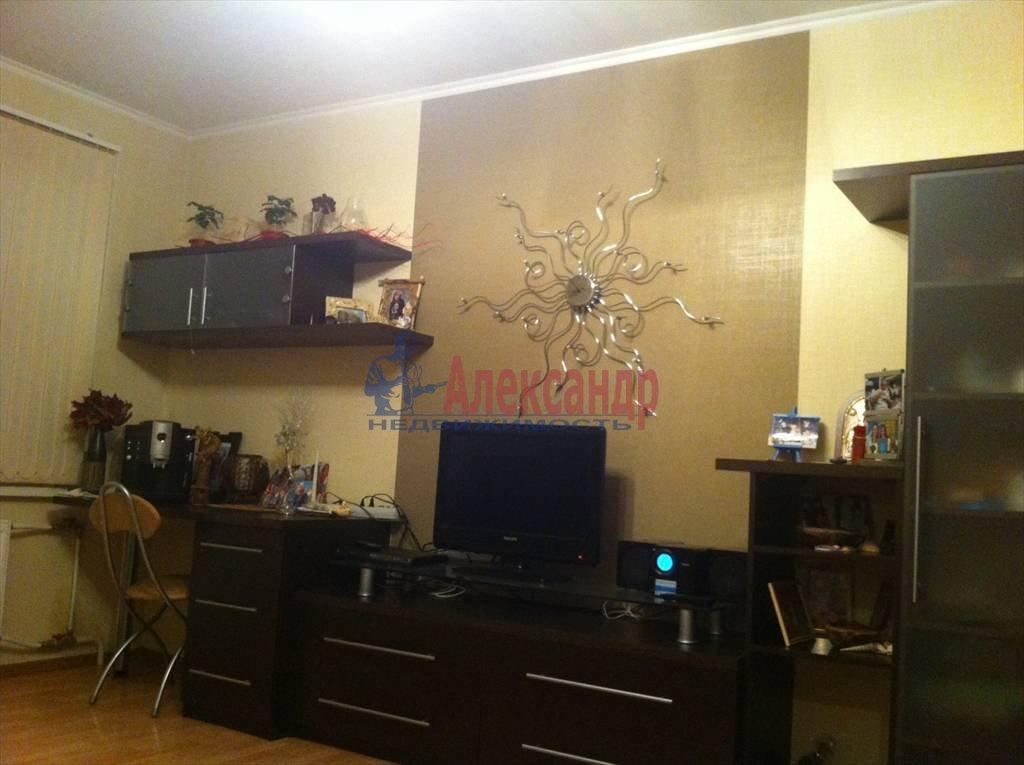 1-комнатная квартира (40м2) в аренду по адресу Маршала Захарова ул., 56— фото 1 из 8